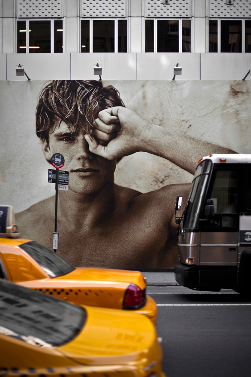 New York Face, james bort, taxi