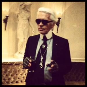 Karl Lagerfeld, Printemps