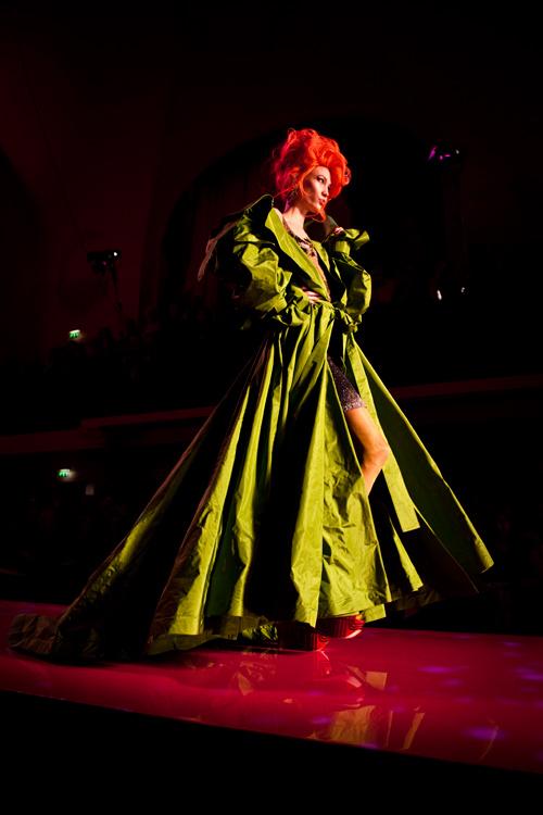 Défilé Jean Paul Gaultier, Haute Couture, james bort