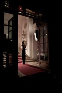 """Making-of """"Chateau Baccarat"""", liza b"""