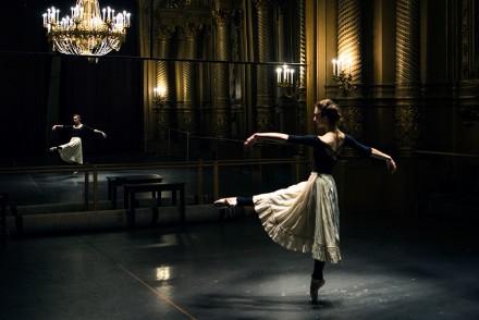 Dorothée Gilbert, Hugo Marchand by James Bort
